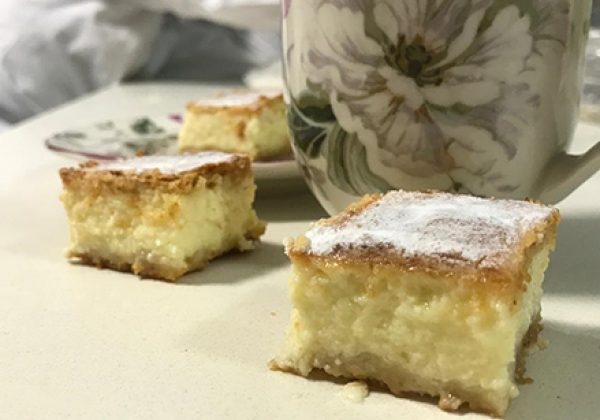 עוגת גבינה משובחת