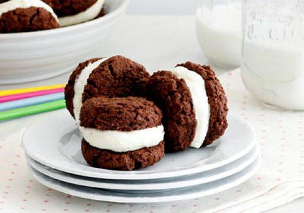 עוגילידה שוקולד ווניל